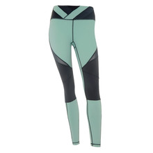 BodyByByram Mint & Grey Nyx Legging