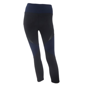 BodyByByram Navy & Black Clio ¾ Legging