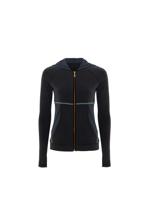BodyByByram Black Juno Jacket