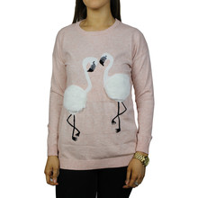 Finery Pink Flamingo Icon Knit