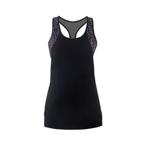 BodyByByram Pink & Black Athena Vest