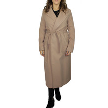 SophieB Camel Long Winter Coat - ONLINE SPECIAL - €75