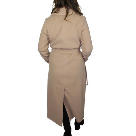 SophieB Camel Long Winter Coat - ONLINE SPECIAL - €75