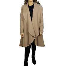 SophieB Camel Swing Long Winter Coat - ONLINE SPECIAL OFFER - €50