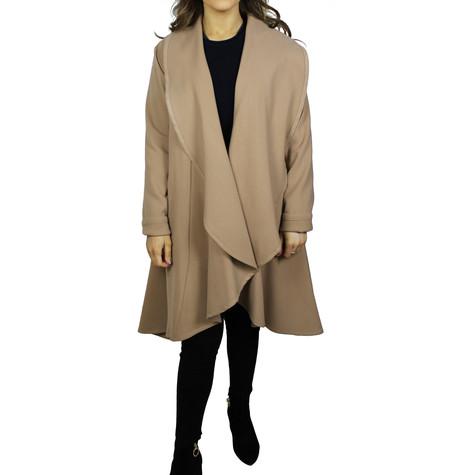 SophieB Camel Swing Long Winter Coat - ONLINE SPECIAL OFFER - €50