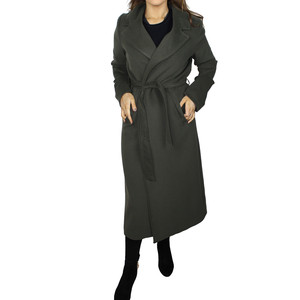 SophieB Khaki Long Winter Coat - SPECIAL OFFER - €75