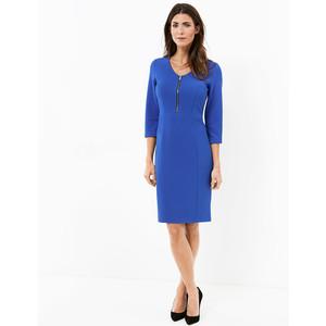 Gerry Weber Electric Vibes Blue Sheath dress