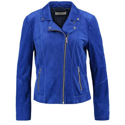 Gerry Weber Electric Blue Biker Jacket