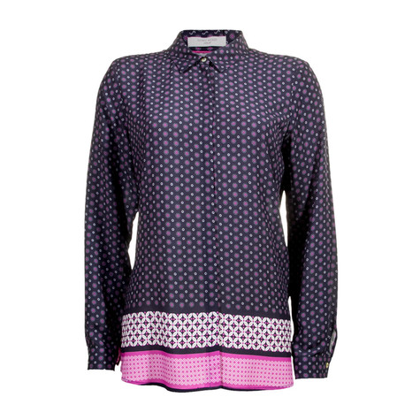 Gerry Weber Pretty In Pink Button Blouse