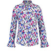Gerry Weber Electric Vibes Long Sleeve Printed Blouse