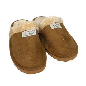 IOS Tobacco Luxury Slippers