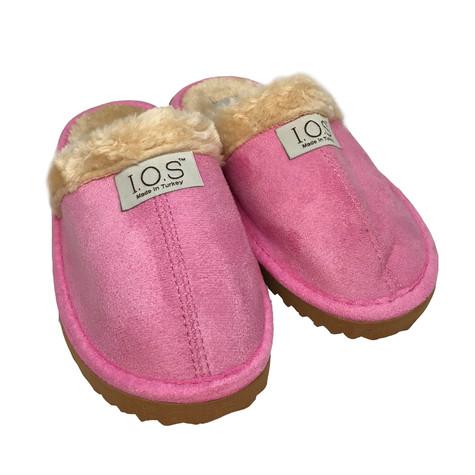 IOS Pink Luxury Slippers