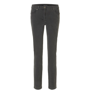 Betty Barclay Dark Grey Denim Jeans