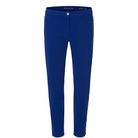Betty Barclay Royal Blue Slim Fit Jeans