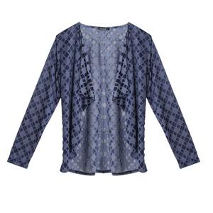 Twist Open light Diamond Pattern Knit