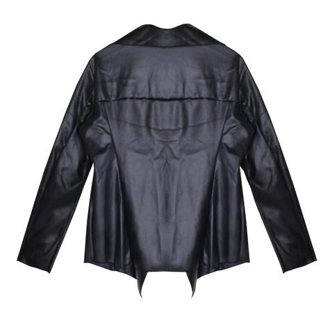 SophieB Marine Drape Open Jacket