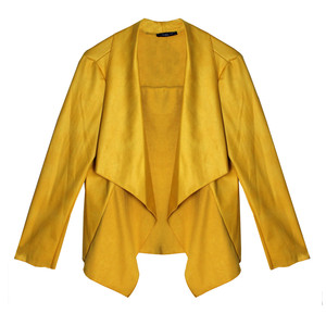 SophieB Citrus Open Drape Jacket