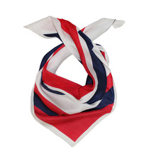Best Angel Navy & Red Scarf