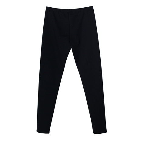 Zapara Navy Billy Straight Leggings