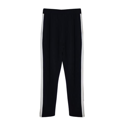 SophieB Navy Pella White Stripe Trousers