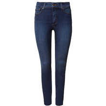 NYDJ Skinny Ankle in medium blue Premium Denim