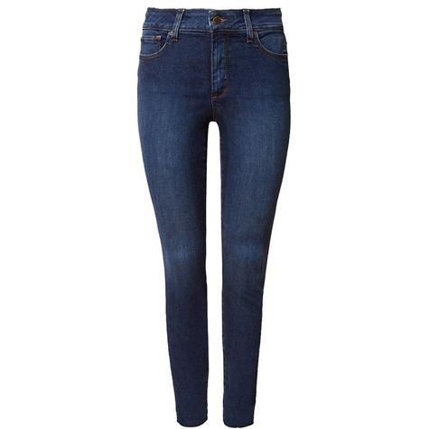 NYDJ Skinny Ankle in medium blue Premium Denim