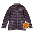 Polarbear Dark Wine Padded Coat - WAS €179.99 €NOW 60