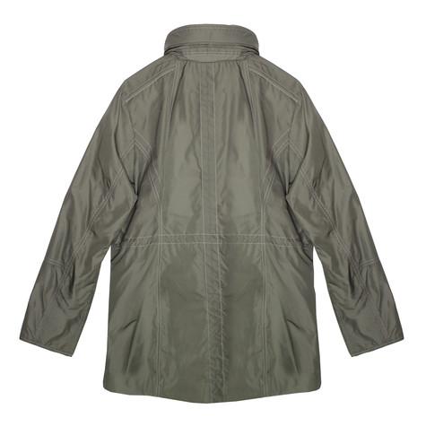 Isabella Khaki Rain Coat - WAS €179.99 NOW €60
