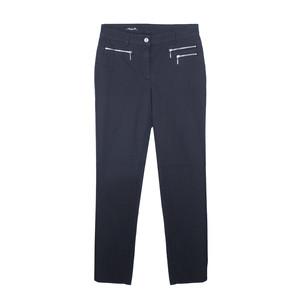 Twist Dark Navy 3 Zipper Detail Jeans
