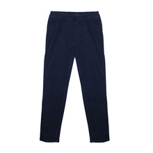 Twist Stone Demin Style Elasticated Trousers