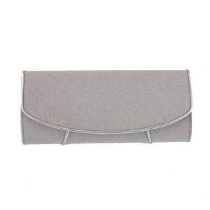 Barino Silver Clutch Bag