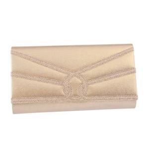 Barino Rose - Gold Clutch Bag