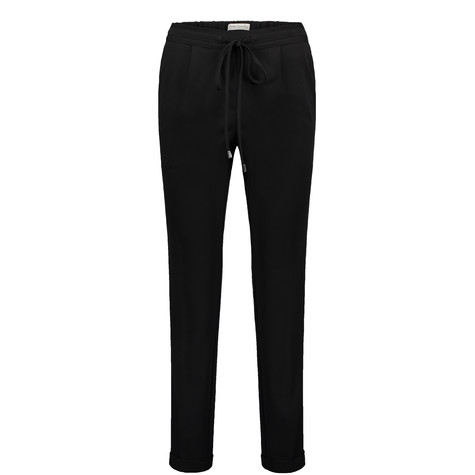 Betty Barclay Dark Drawstring Trousers