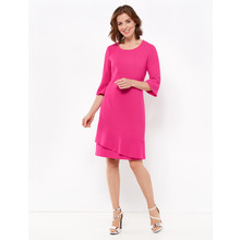 Gerry Weber Pink Round Neck Dress