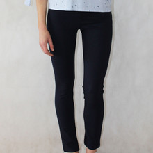 Zac and Rachel Bond 18 Navy Slim Leg Trousers