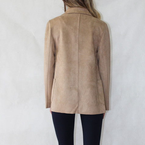 SophieB Sand Short Open Jacket
