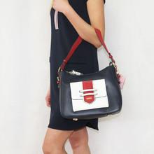 Gionni Navy Colour Handbag