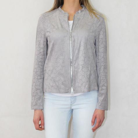Bianca Indoor Leather Effect Jacket