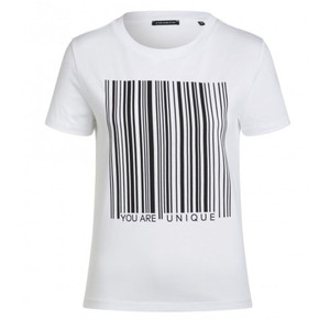 One More Story BARCODE STATEMENT-SHIRT