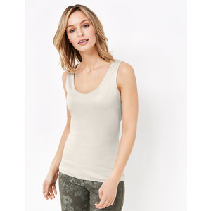 Gerry Weber City Escape Gold Vest Top