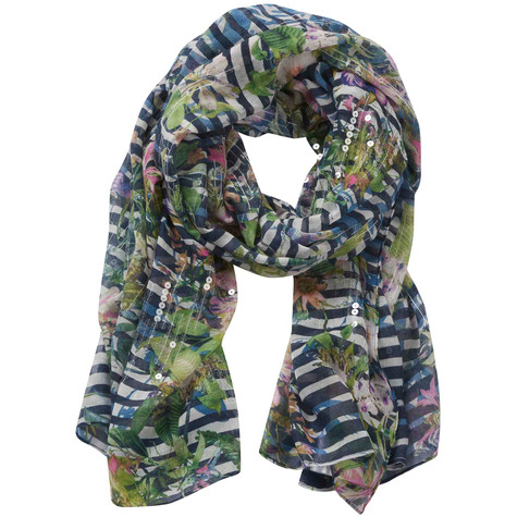 Betty Barclay All Over Floral Print Scarf