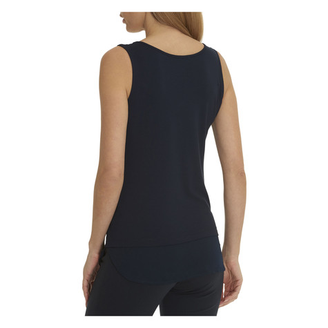 Betty Barclay Dark Sky Round Neck Vest Top