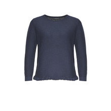 Opus DARK NAVY KNITTED JUMPER