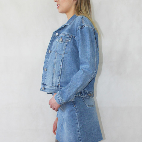 One More Story Classic Denim Jacket