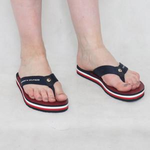Tommy Hilfiger Midnight Flip Flop Sandal