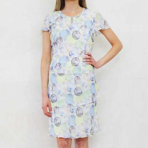 Gerry Weber Day Dream Spot Pattern Layer Dress