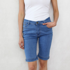 Vidy Light Denim Jean Shorts