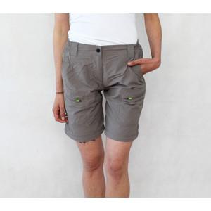 Blue Flame Slate Combat Trouser/Zip Shorts