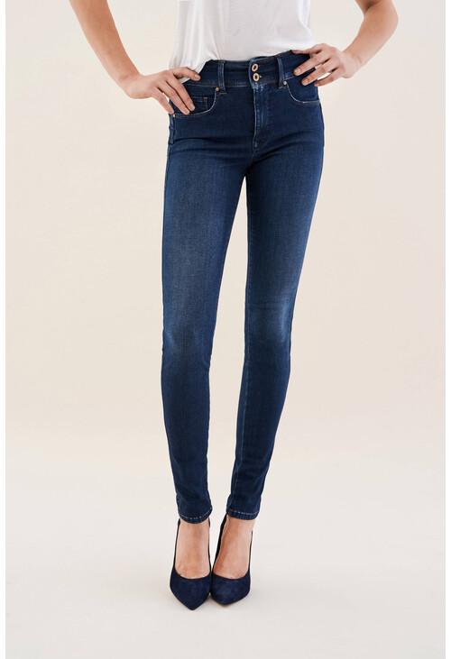 Salsa Jeans SKINNY SECRET JEANS IN SOFT TOUCH DENIM