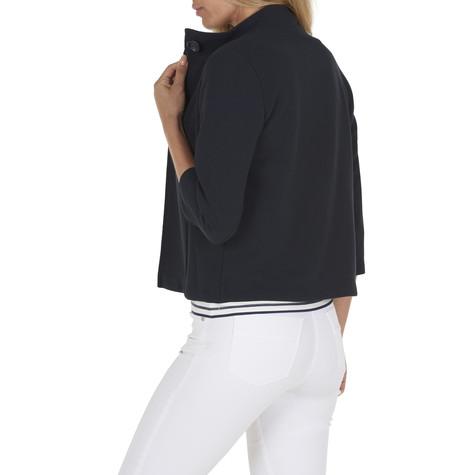 Betty Barclay Dark Sky T-shirt High Collar Jacket